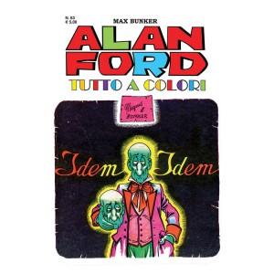 Alan Ford Tutto A Colori - N° 63 - Idem-Idem - 1000 Volte Meglio Publishing