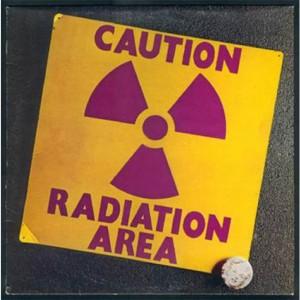 Progressive Rock italiano in Vinile Area - Caution Radiation Area