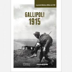 La grande Biblioteca Militare del 900 Gallipoli 1915