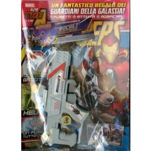 Marvel Adventures - N° 38 - Speciale Guardiani Della Galassia - Avengers Magazine Marvel Italia