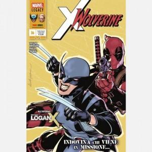 Wolverine Wolverine N° 36/362
