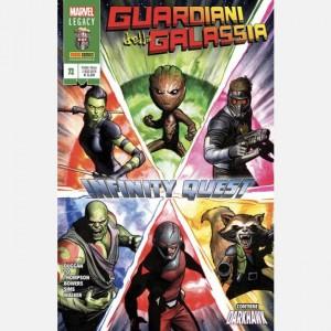 I Nuovissimi Guardiani della Galassia I Guardiani della Galassia N° 10/72
