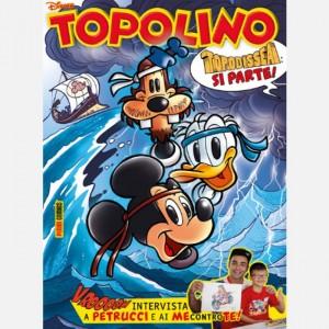 Disney Topolino Topolino N° 3272