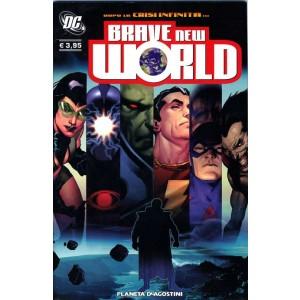 Brave New World - New Heroes 4 - Planeta-De Agostini