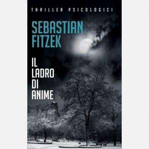 OGGI - I grandi thriller psicologici Il ladro di anime di Sebastian Fitzek