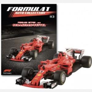 Formula 1 Auto Collection Ferrari SF70H - 2017
