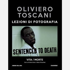 Oliviero Toscani - Lezioni di fotografia Vita / Morte