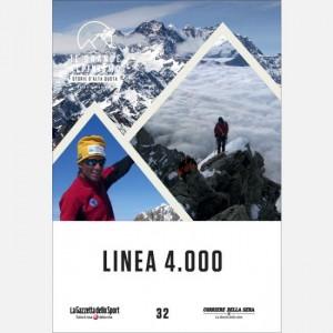 Il grande alpinismo - Storie d'alta quota (DVD) Linea 4.000