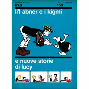 Supplementi di Linus Li'l Abner e i Kigmi