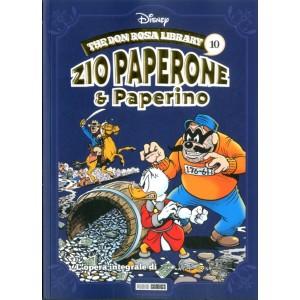 Don Rosa Library - N° 10 - Zio Paperone & Paperino - Panini Disney