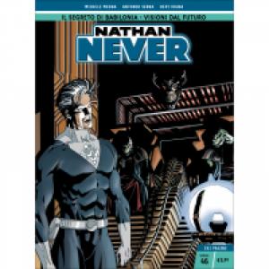 Nathan Never Il segreto di Babilonia – Visioni dal futuro