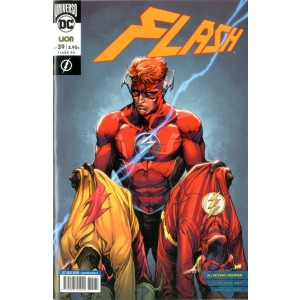 Flash - N° 39 - Flash - Flash Rw Lion
