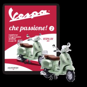 Vespa che passione! Vespa Lxv (2014)