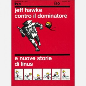 Supplementi di Linus Jeff Hawke contro il dominatore