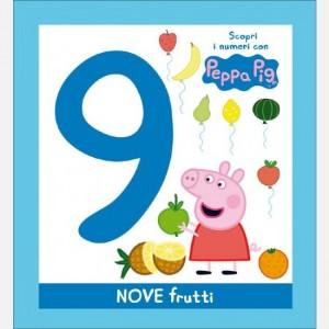 Scopri l'alfabeto con Peppa Pig NOVE frutti