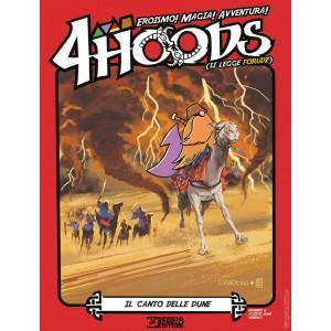 4Hoods - N° 6 - Il Canto Delle Dune - Bonelli Editore
