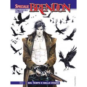 Brendon Speciale - N° 16 - Nel Tempo E Nello Spazio - Bonelli Editore