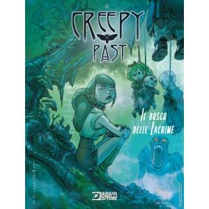 Creepy Past - N° 4 - Il Bosco Delle Lacrime - Bonelli Editore