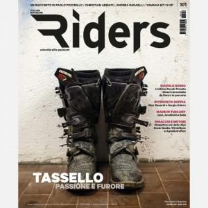 Riders Marzo 2017