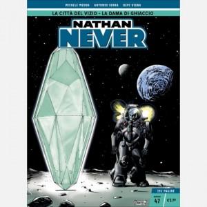 Nathan Never La città del vizio – La Dama di Ghiaccio
