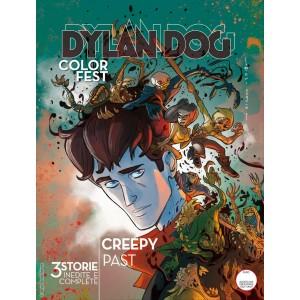 Dylan Dog Color Fest - N° 26 - Creepy Past - Bonelli Editore