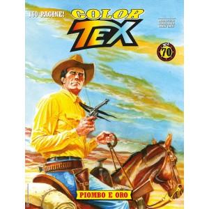 Tex Color - N° 13 - Piombo E Oro - Bonelli Editore