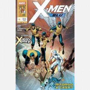 I nuovissimi X-Men Xmen Blu N°10: Jean Grey