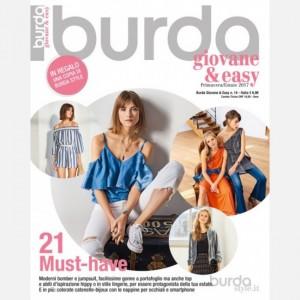 Burda giovane & easy Primavera / Estate 2017 + Burda Style in Omaggio