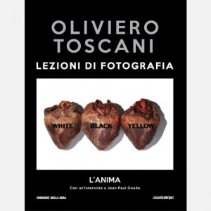 Oliviero Toscani - Lezioni di fotografia L'anima