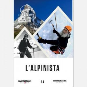 Il grande alpinismo - Storie d'alta quota (DVD) L'alpinista
