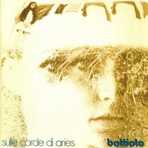 Progressive Rock italiano in Vinile Franco Battiato - Sulle corde di Aries