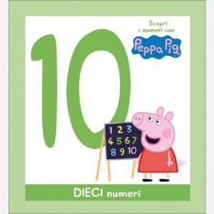 Scopri l'alfabeto con Peppa Pig DIECI numeri