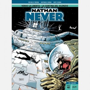 Nathan Never Verso la libertà – La cortina del silenzio