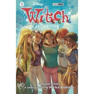 W.I.T.C.H. Art Edition - N° 3 - W.I.T.C.H. Art Edition - Panini Disney