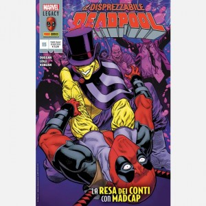 Deadpool Deadpool 115