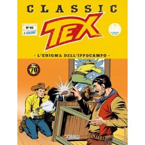 Tex Classic - N° 40 - L'Enigma Dell'Ippocampo - Bonelli Editore