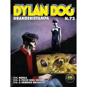 Dylan Dog Grande Ristampa - N° 72 - Dylan Dog Granderistampa 72 - Bonelli Editore