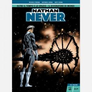 Nathan Never Oltre il tempo e lo spazio – Il divoratore di mondi