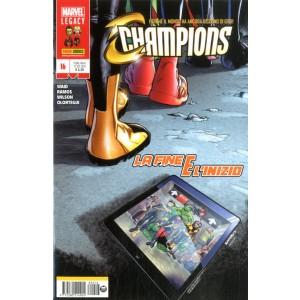 Champions - N° 16 - Champions - Marvel Italia