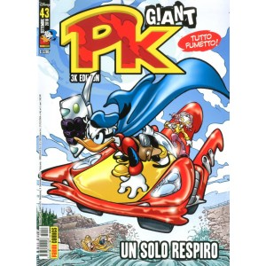 Pk Giant - N° 43 - Un Solo Respiro - Panini Disney