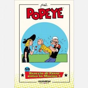 Popeye Braccio di Ferro entra in Marina 1
