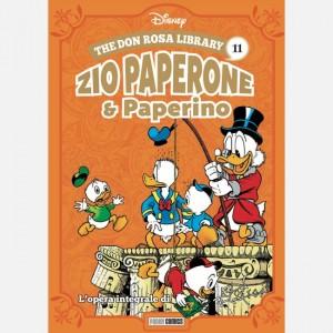 The Don Rosa Library Zio Paperone & Paperino - Uscita Numero 11