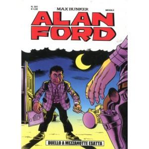 Alan Ford - N° 591 - Duello A Mezzanotte Esatta - Alan Ford Original 1000 Volte Meglio Publishing