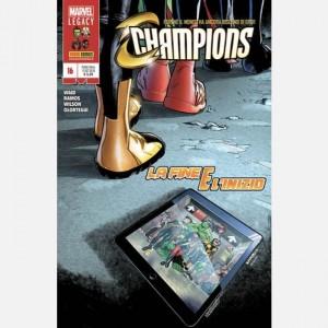 Champions Champions N° 16