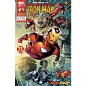 Iron Man Invincibile Iron Man N. 15/64