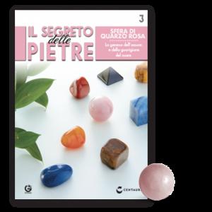 Il segreto delle pietre Sfera quarzo rosa