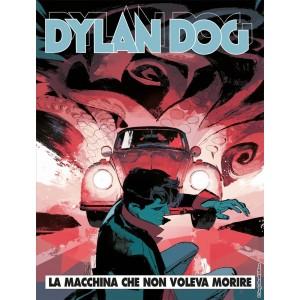 Dylan Dog - N° 384 - La Macchina Che Non Voleva Morire - Bonelli Editore