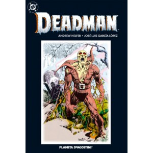 Deadman Di Garcia Lopez Jl - Deadman Di José Luis García-López - Planeta-De Agostini