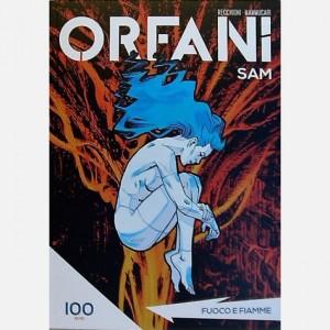 Orfani Fuoco e fiamme