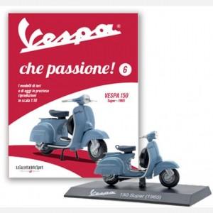 Vespa che passione! Vespa 150 Super (1965)